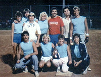 IBM co-ed softball, Boca, around '86, not many wins but lots of fun at Dirty Moe's afterwards!
