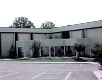 First IBM building - Summer 1983, Raleigh, NC