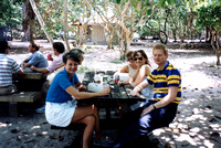 DOS and Programming Languages software picnic, Spanish River Park, Boca, late 80's